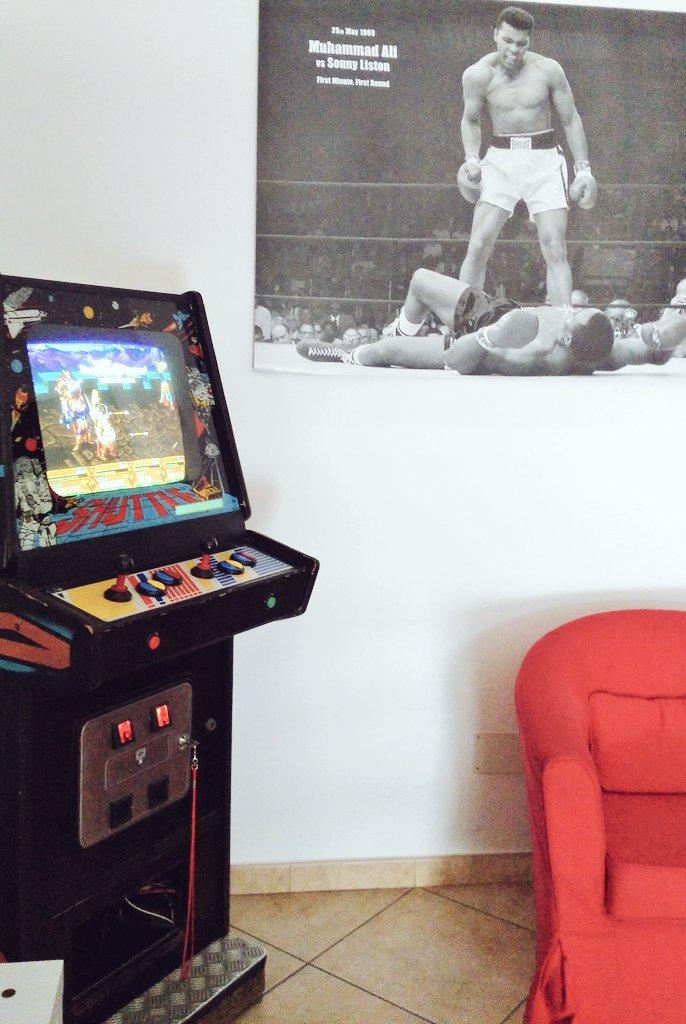 Videogiochi e Muhammad Ali