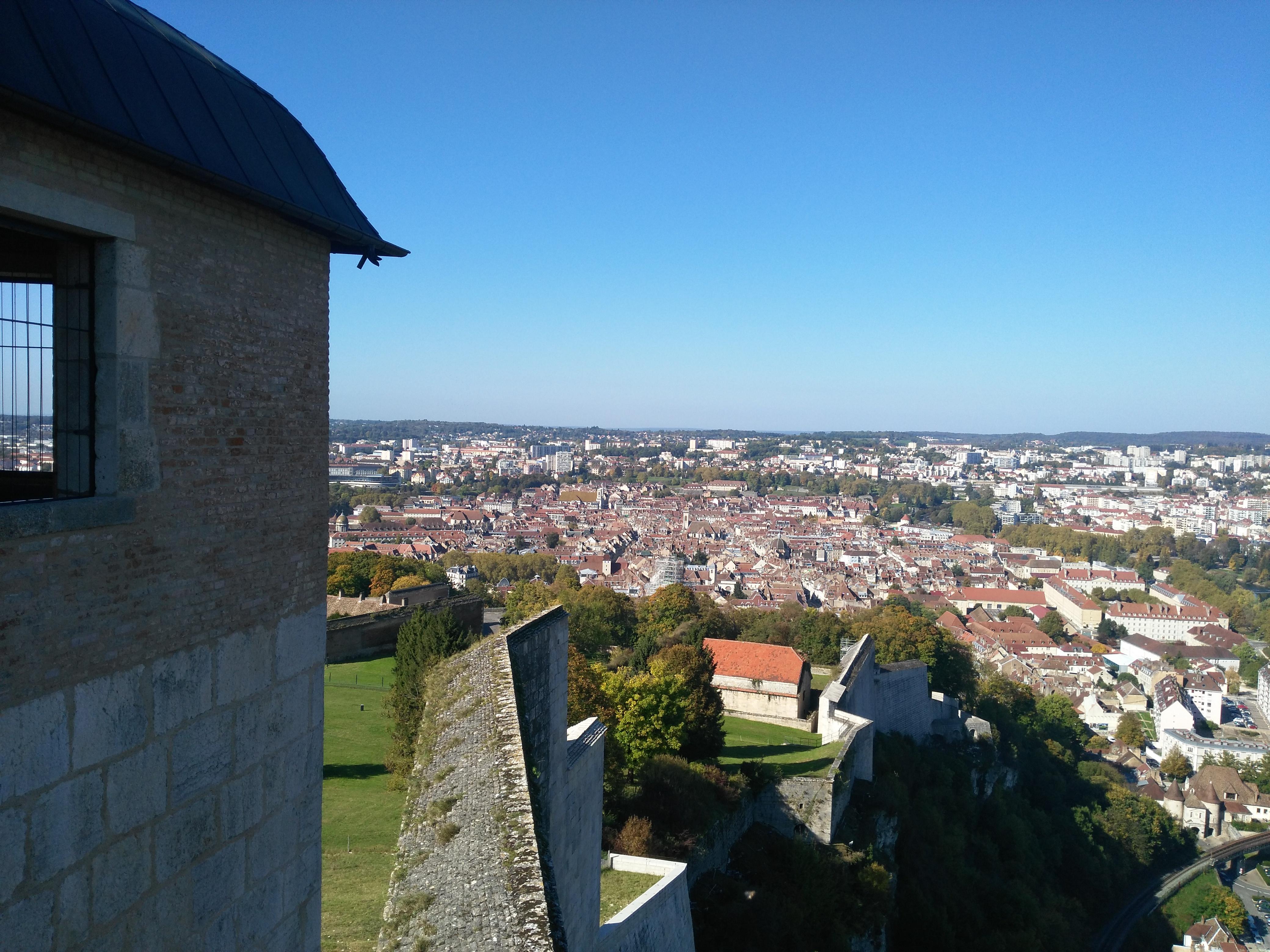 Besançon, foto di Marta Mancini