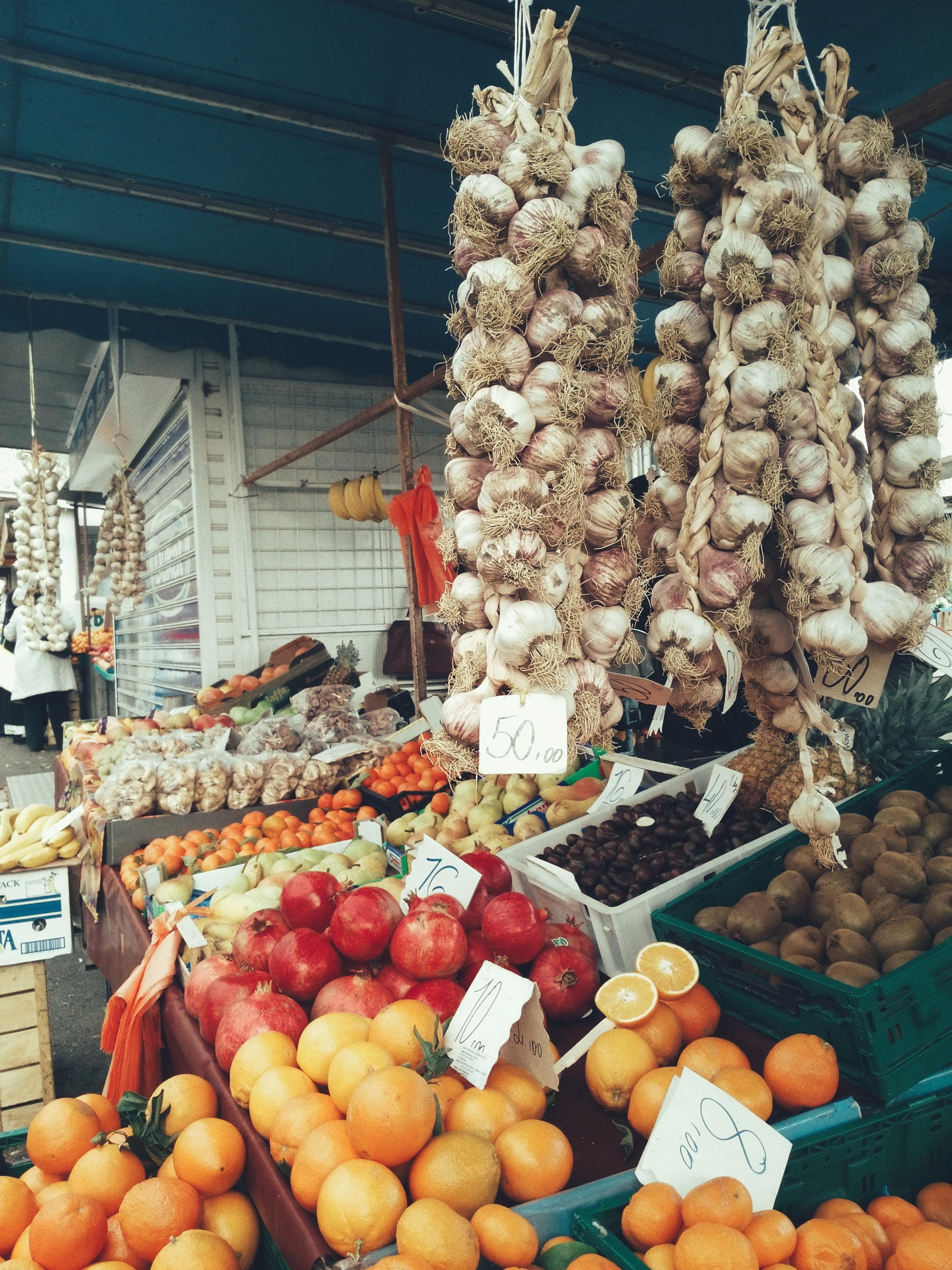 Il mercato di Spalato