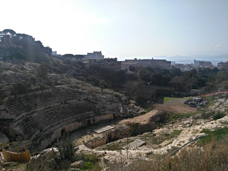 L'Anfiteatro Romano di Cagliari