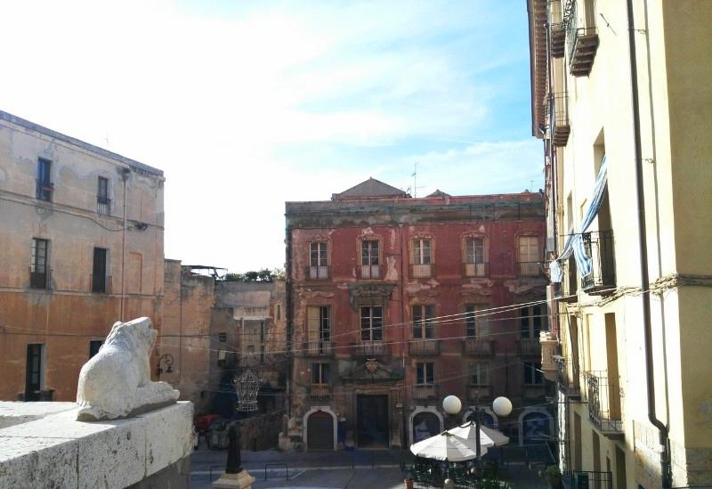 Cagliari e i suoi palazzi antichi