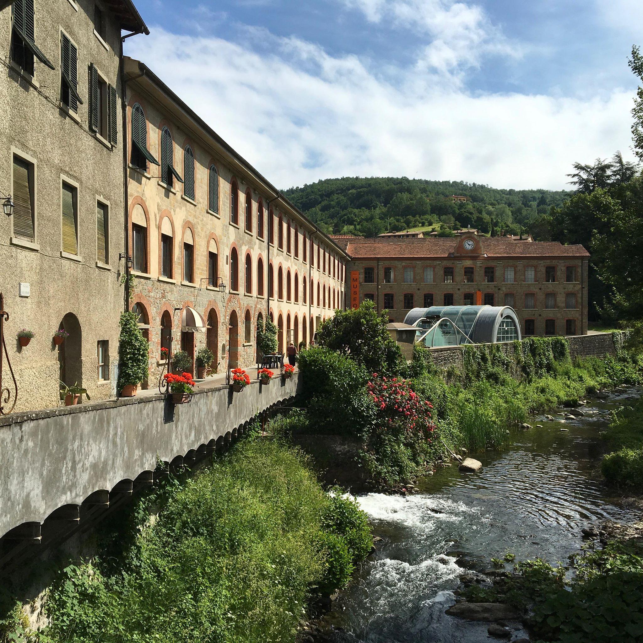Museo della Lana di Stia, nel Casentino