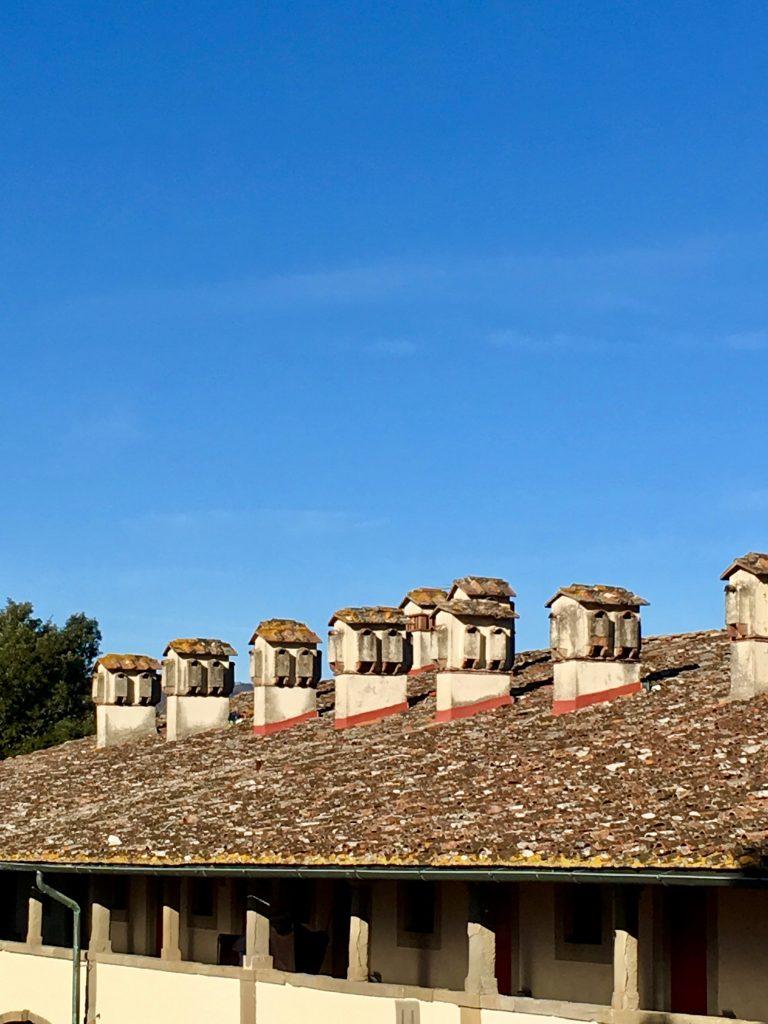 La Villa dei Cento Camini, Artimino