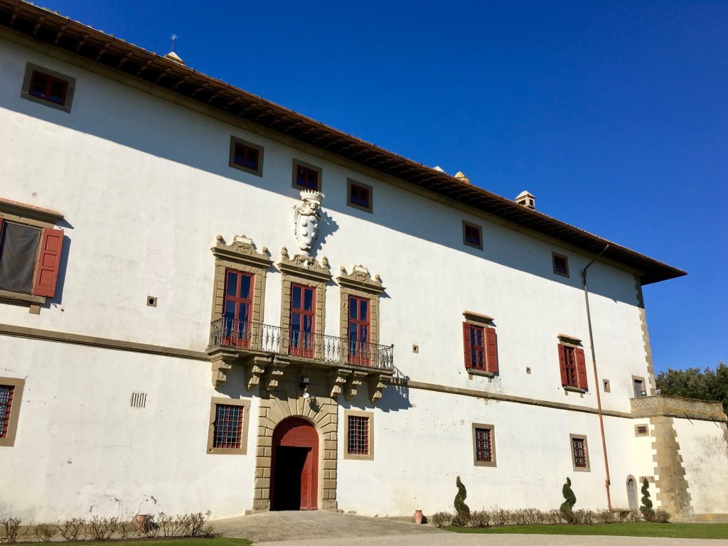 La Villa Medicea di Artiimino