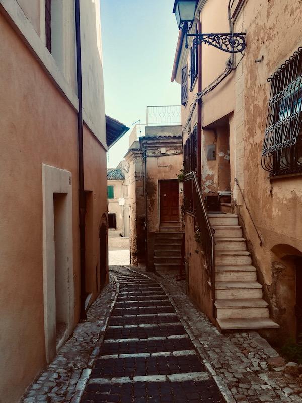 Il borgo di Casperia