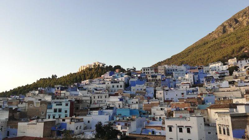 Chefchaouen è una città del Marocco, capoluogo della provincia omonima, nella regione di Tangeri-Tetouan-Al Hoceima