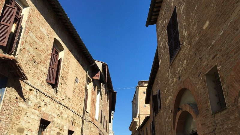 Montepulciano, il borgo del Vino Nobile