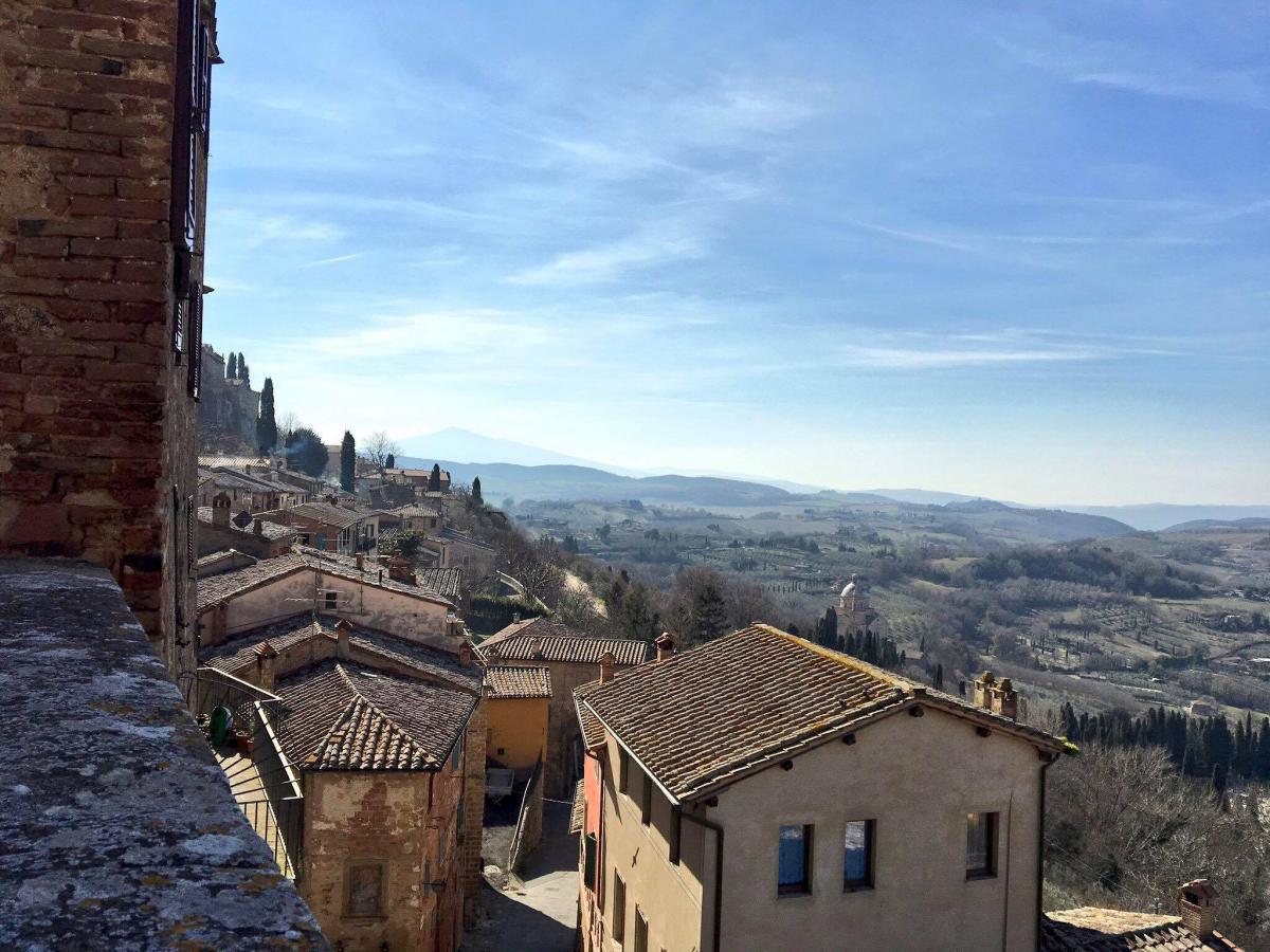 Punto panoramico di Montepulciano